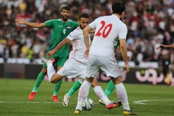 Iran suffers 1-2 defeat against Iraq in 2022 World Cup qualifiers