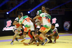 Iran wins Junior World Kabaddi C'ships