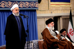 Iran not after building an empire: Rouhani