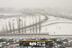 VIDEO: Snow whitens some districts in Tehran