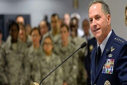 US military official urges Arab states to unite against Iran