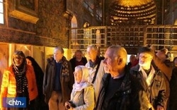Foreign visits to Ardebil's museums jump 97 percent