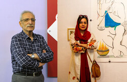 Andranik Khechumyan and Shiva Moqanlu were selected as the Most Popular Translators of the Year during the National Celebration of Translators in Tehran.