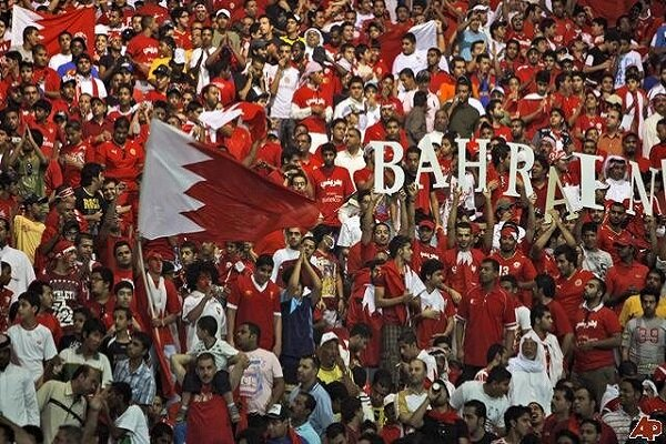 FIFA fines Bahrain for disrespecting Iranian anthem