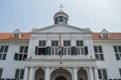 A glimpse at Jakarta's Old Town