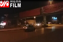 VIDEO: Calm streets of Kermanshah after sporadic protests