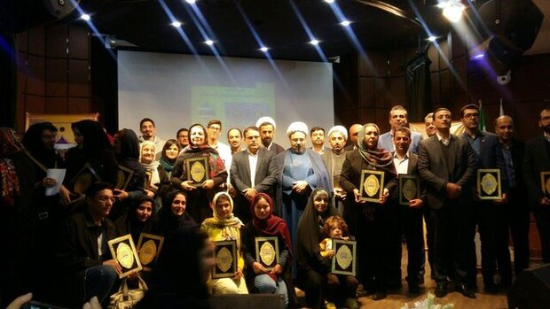 Iranian reading promoters honored - Tehran Times