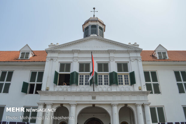 Mehr News Agency - A glimpse at Jakarta's Old Town