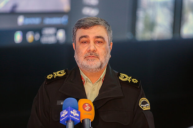 Anti-Revolutionary organizations behind recent unrest in Iran: Police chief