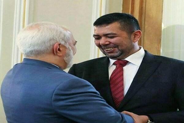 Malaysian PM's special envoy meets with Zarif to discuss bilateral issues