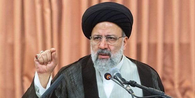 Raisi draws a line between protesters and rioters