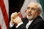 Zarif censures US, E3 for silence over Israeli regime's nukes