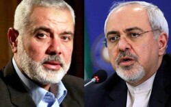 Zarif congrats Hamas leader on forcing Israelis to accept ceasefire