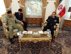 Iran's approach is to boost regional ties: Shamkhani