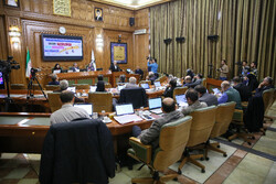 Tehran City Council session