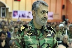Iran's western borders fully secure: Cmdr.