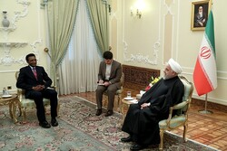 Iran welcomes deepening ties with Zimbabwe in all fields: Pres. Rouhani