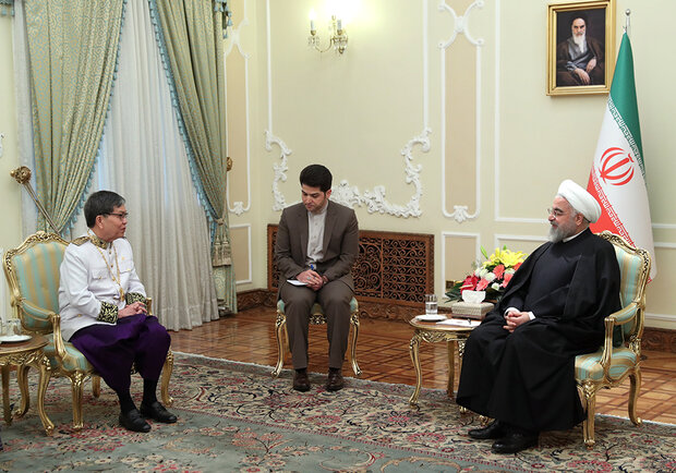 Tehran welcomes cementing ties with Phnom Penh