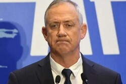 Gantz calls for imposition of arms embargo on Iran