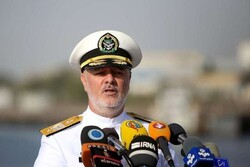 Indian Navy to join Iran-Russia combined naval drill: cmdr.