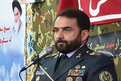 Negotiations won't solve problems in country: Brig. Gen. Esmaeili