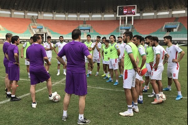 Iran U23 lose to Qatar in friendly