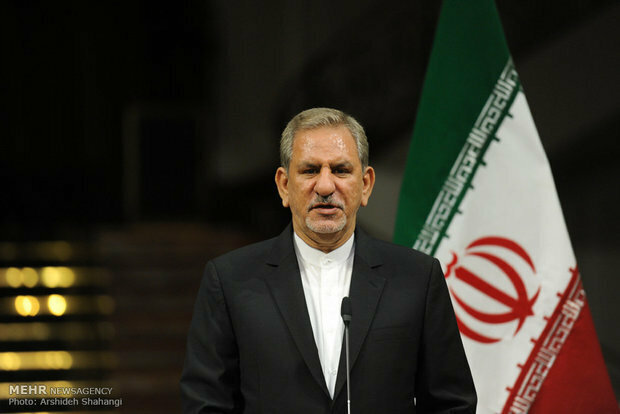 Enemy failed in driving Iran's oil sales to zero: Jahangiri