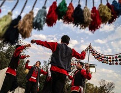 Tribal rituals, arts and crafts on show at Kermanshah festival
