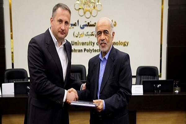 Iran's AUT, Polish unis. to expand scientific coop.