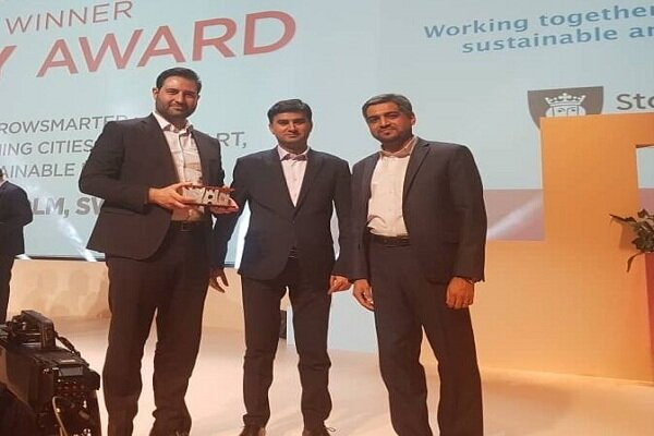 STP among six winners of WSCA 2019