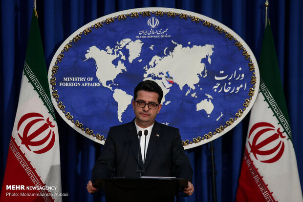Tehran condemns US' new anti-Iran sanction