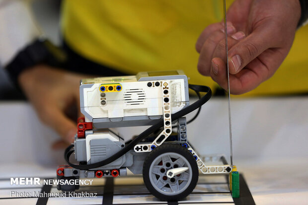 Intl. robocup competitions on Kish island