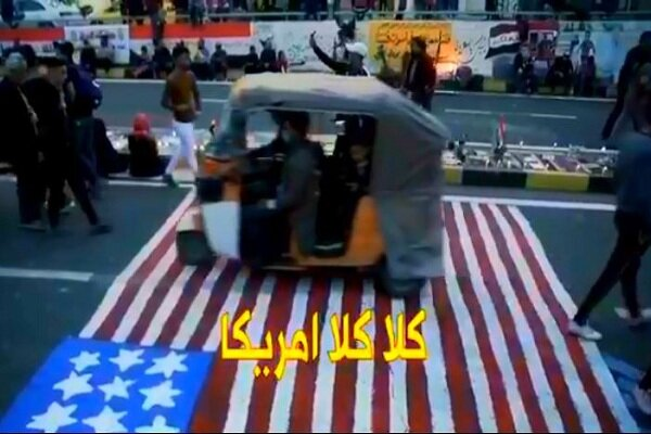 Iraqis dissatisfy with US interference in their country's internal affairs