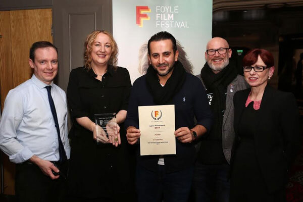 Iranian short wins at Oscar-qualifying Foyle Filmfest. in Ireland