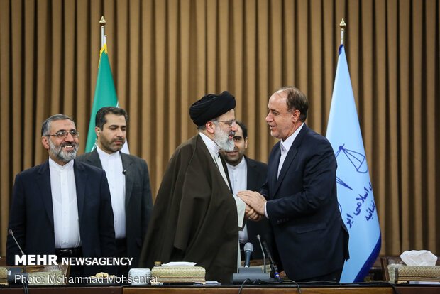 Velayee conservative fraction members meet with Judiciary chief