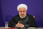 COVID-19 on downward trend across Iran: Pres. Rouhani