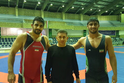 Iran to participate in Alrosa cup with two wrestlers