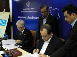 Iran, Japan sign MOU on medical services improvement