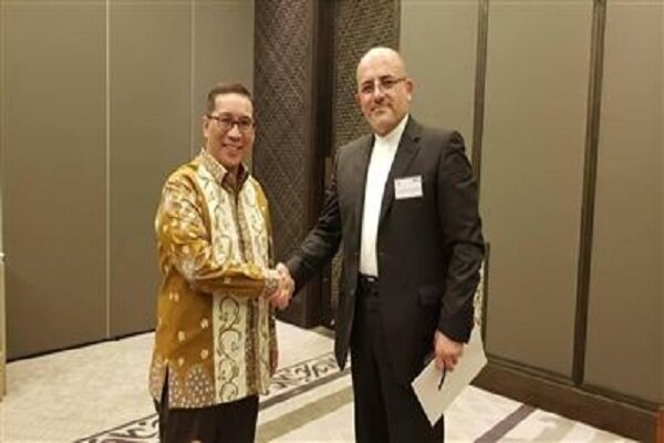 Iran, Indonesia to expand human rights coop.