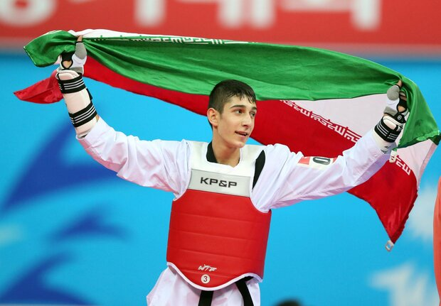 Ashourzadeh eyes 2024 Olympic gold medal