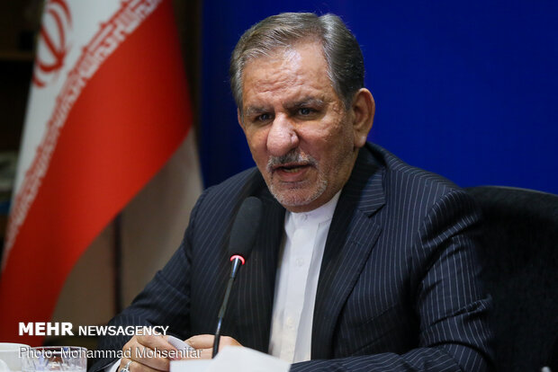 Iran to overcome bans hampering medicine procurement: Jahangiri