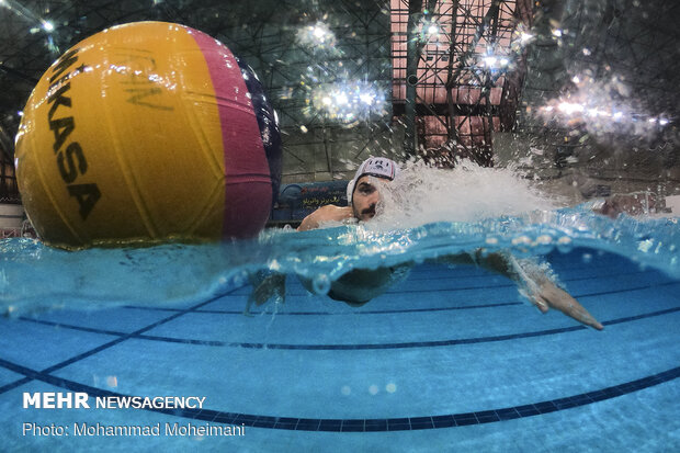Iran start World Junior Water Polo on high