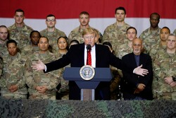 "VIDEO: Trump tells US troops to ""keep the oil"""