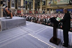 IRGC chief hails role of Basij in security and construction fields