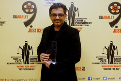 'The Warden' wins at 9th ICAPFF