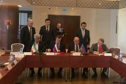 Meeting on International North-South Transport Corridor project held in Baku