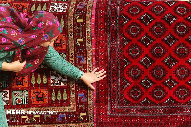 $30 million worth of handwoven carpets exported in 4 months: official