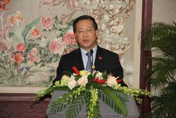 Chinese diplomat urges Europe to expedite implementing INSTEX