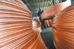 Planning underway for investing €1.8bn in copper industry: deputy industry min.