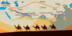 Tehran welcomes Showing results for Beijing's initiative to revive glory of ancient Silk Road